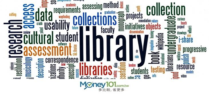 網路資料庫 讓圖書館隨時在您的掌握之中