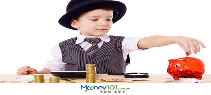 新觀念!不給零用錢,反而養出富小孩