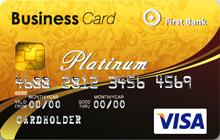 第一銀行 白金商旅卡-visa