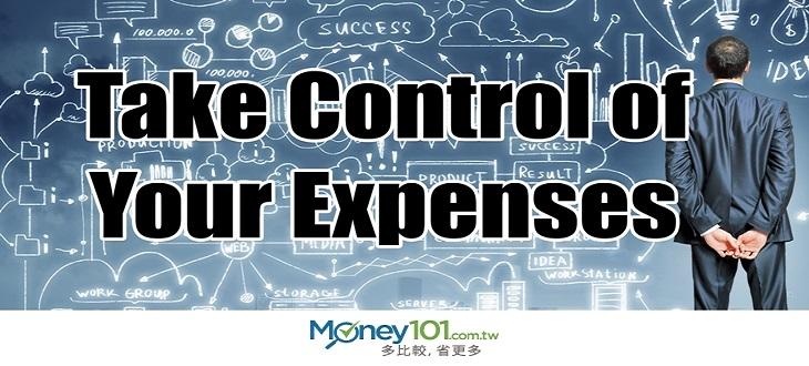 預約未來—4個控制每月開銷的理財方法