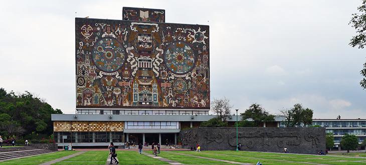 墨西哥大學