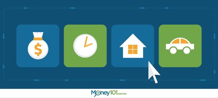 【INFOGRAPHIC】你該申請哪一種貸款?