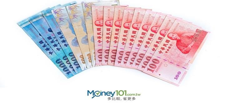 【2015 新台幣定存利率比較】