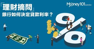 銀行如何決定貸款利率?