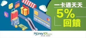 台北捷運與高雄捷運,一卡通聯名卡可享 5% 刷卡金回饋