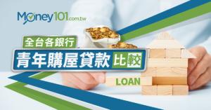 2021 青年首購安心成家優惠貸款  申辦銀行、條件 利率最低 1.19%